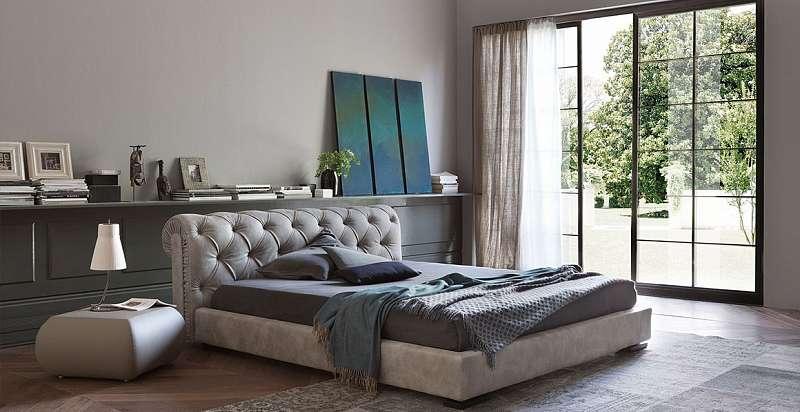 Двуспальная кровать modern