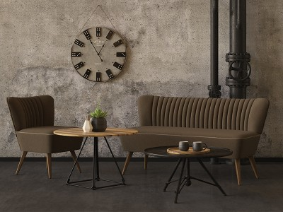 Банкетка Muaro Bench (Beech wood frame Upholstered with Synthetic Leather SV 2) P&M Furniture НИДЕРЛАНДЫ