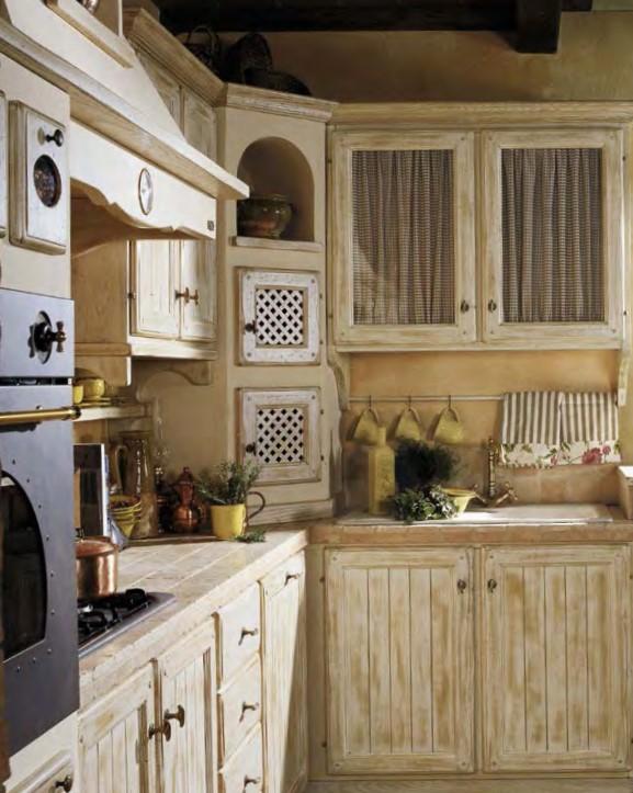 Кухня Irio Le cucine dei mastri купить в Москве в наличии и на заказ ...