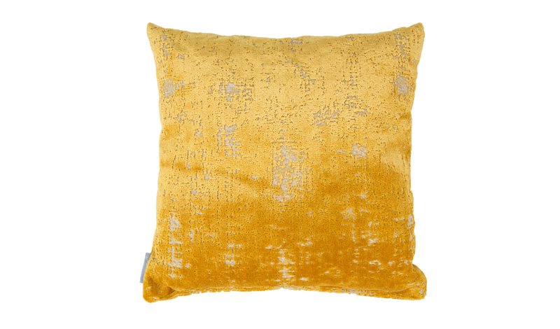 Подушка PILLOW SARONA OCHRE YELLOW 8600044 Zuiver НИДЕРЛАНДЫ