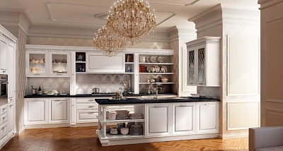 Le cucine dei mastri — официальный сайт представителя фабрики Le ...
